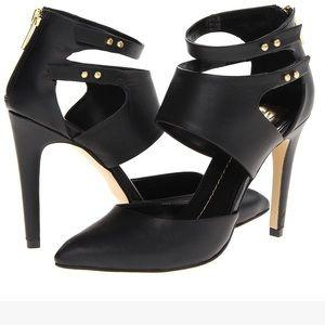 NEW DV Dolce Vita Black Ferris Stiletto Heels