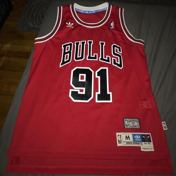 adidas chicago bulls jersey 9ce367