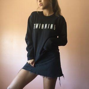 Private Party Twinning Sweatshirt