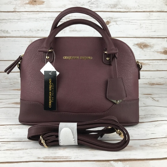 Christian Siriano for payless dome bag with strap a043e1c8d896