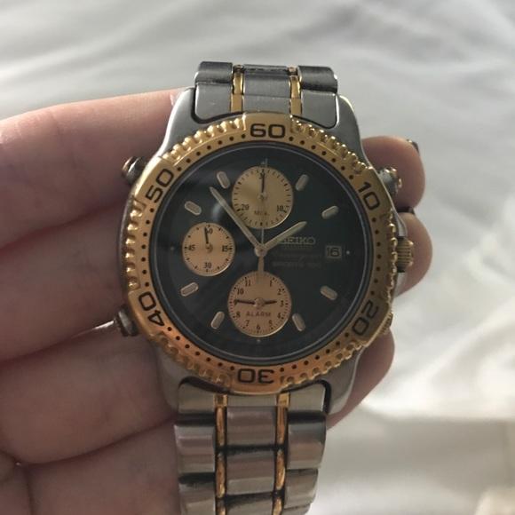 23c00176eddd Seiko Quartz Chronograph Sports 150 Men s Watch.  M 59dd2592eaf030b62501f4e2. Other Accessories ...