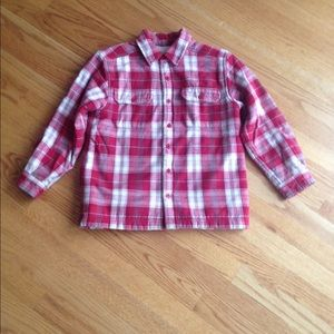 Other - Flannel shirt jacket for boys