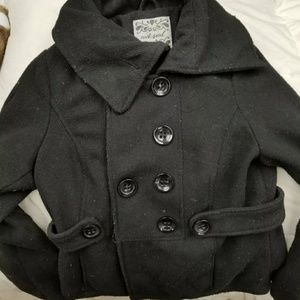 wet seal pea coat