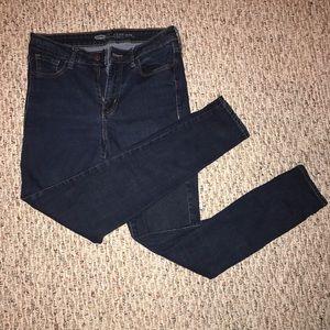 "Denim - Old Navy ""Rock Star"" jeans"