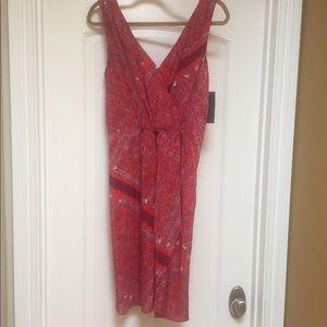 100% Silk Ella Moss Dress
