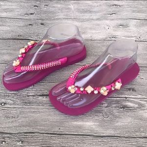 🌷NEW Pretty in Pink Havaianas Sandals