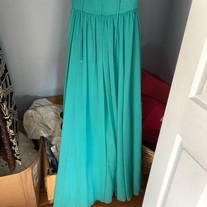 EUC bridesmaid dress