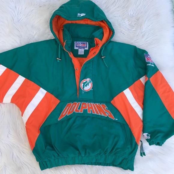 Starter Jackets Amp Coats Vintage 90s 12 Zip Miami