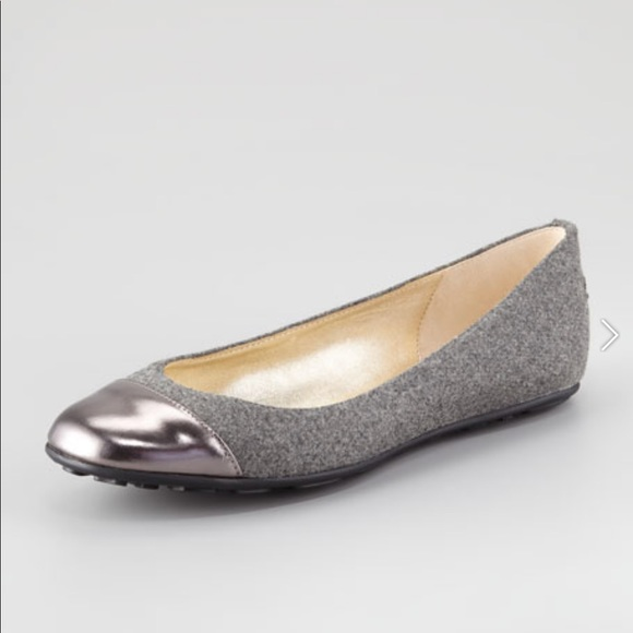 ecccc71e3808 Jimmy Choo Shoes - Jimmy Choo Whirl Ballerina Flat size 37