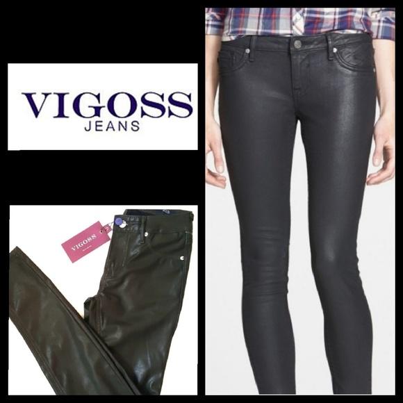 4b7b3081e03 ⬇  31 Vigoss Jagger Coated Skinny Jeans
