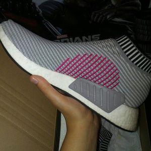 Adidas NMD CS2 PK shock Pink poshmark