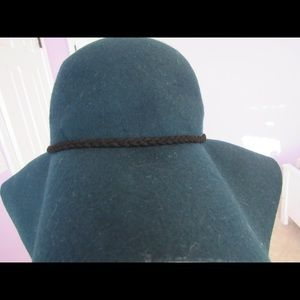 47a4b8fbcfa Accessories - Teal floppy hat