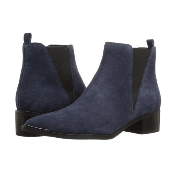 MARC FISHER Yale Chelsea Ankle Boots