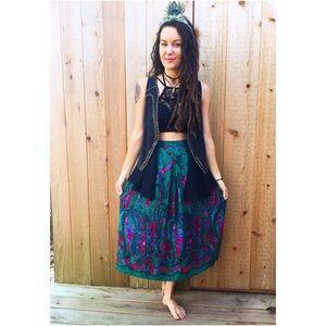 🌺Vintage Gypsy Skirt🌺