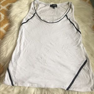 white, excellent condition sam edelman tank size L