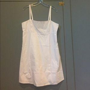 NWT Susana Monaco apron dress with peekaboo back