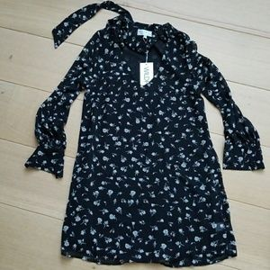 Wildfox fall floral adore dress size small
