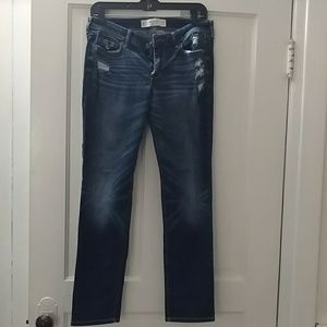 Abercrombie & Fitch Straight/skinny Jeans