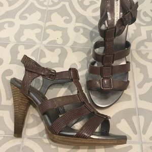 Banana Republic Leather Sandal