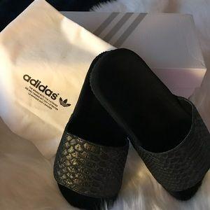 1a6a9abde9a4 adidas Shoes - Mi Adilette Adidas Slides