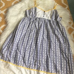 size S eloise (anthro) dress size S