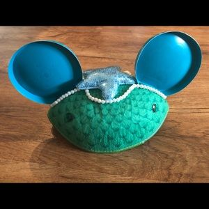 Disney Accessories - Ariel Inspired Official Disney Mickey Hat Ears