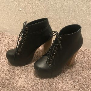 Jeffery Campbell inspired booties