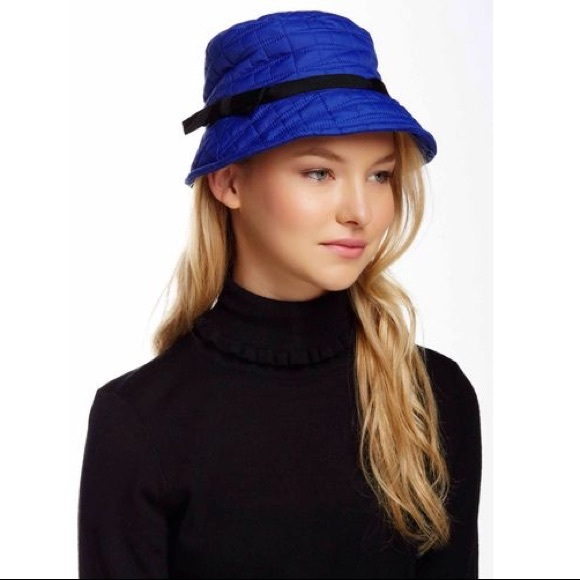 kate spade Accessories - Kate Spade New York Bucket Hat 0d016b139