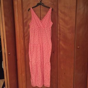 Merona maxi dress from Target