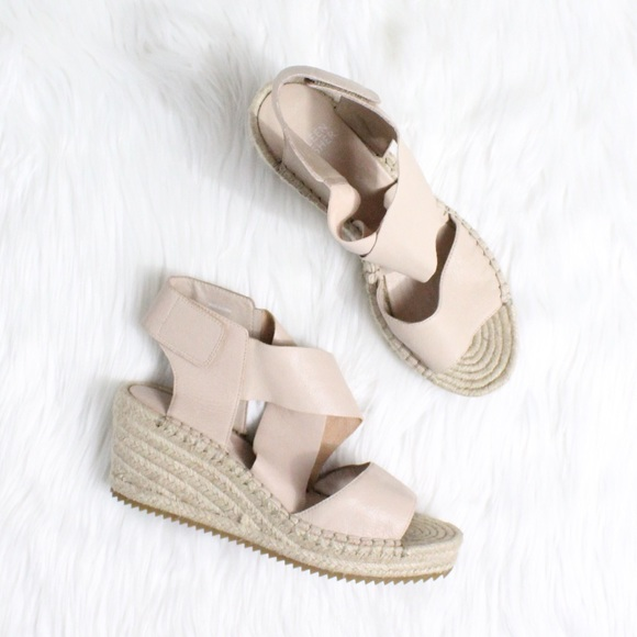 8e101c1c48b NEW Eileen Fisher 'Willow' Espadrille Sandal / 7.5