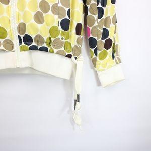 33788dee6c64 adidas Jackets   Coats - Adidas Original Polka Dot Colorful Casual Jacket