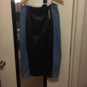 Asos skirt never worn size 14