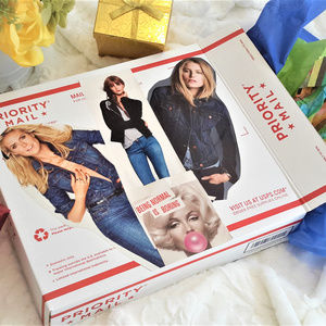 Denim - Mystery Box. The Jeans Gal. Mystery Box.