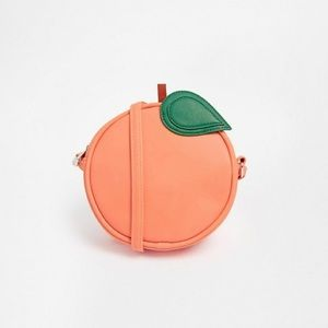 ASOS Peach Crossbody Purse