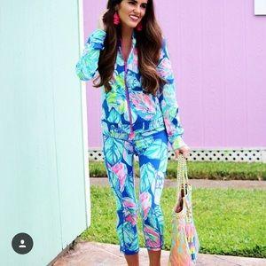 Brand new Lilly printed leggings