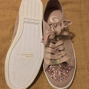 337c9464d019 G by Guess Shoes - ⚡️1Hr Sale⚡️Guess Mallory Sparkle Sneaker