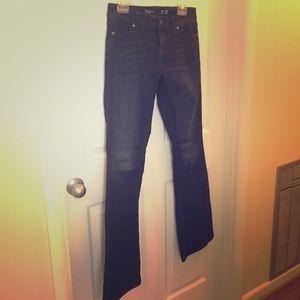 Dark denim Limited jeans