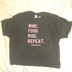 Tops - Disney food and wine fest tshirt