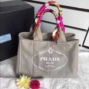 Prada Gardeners bag