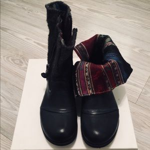Free people Bunker Zip Boots