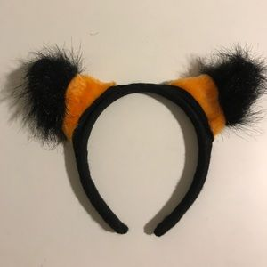 Accessories - Fox 🦊 ear headband and tail pin & gloves