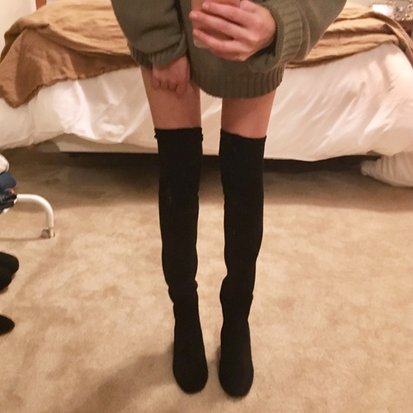 Over The Knee Boots For Skinny Legs
