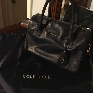 Cole Haan small satchel bag!!!!