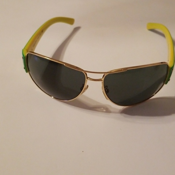 4410384f946 Prada Sunglasses with green and yellow frame. M 59dd751378b31c7092001c57.  Other Accessories ...