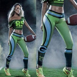 Pants - 🏈SALE🏈 Green Bay Packers NFL Leggings