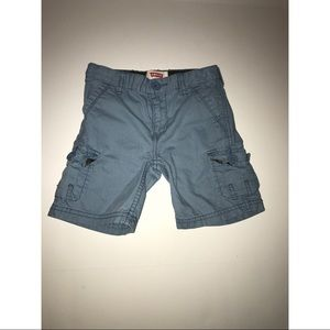 Levi's Baby Boy Blue Shorts Size 18m - Preowned