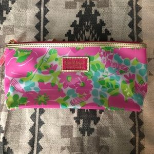Lilly Pulitzer Estée Lauder Cosmetic Bag - New