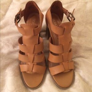 Bingo strappy heels