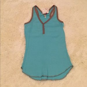 Joie razor back tank size Large. New with tags