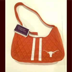 Handbags - Brand New University of Texas Quilted Purse